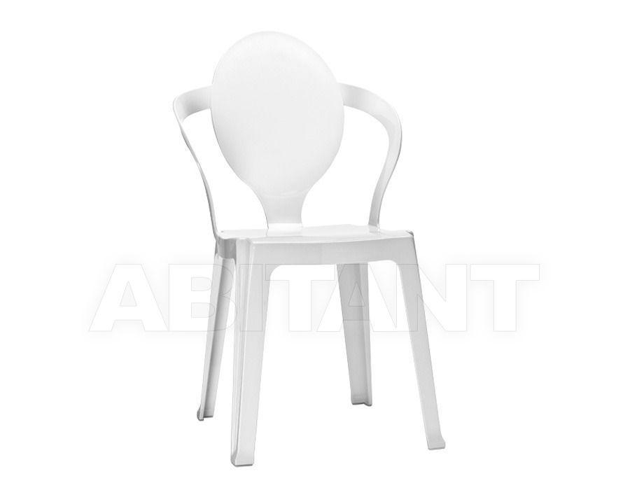 Купить Стул с подлокотниками Scab Design / Scab Giardino S.p.a. Marzo 2332 310