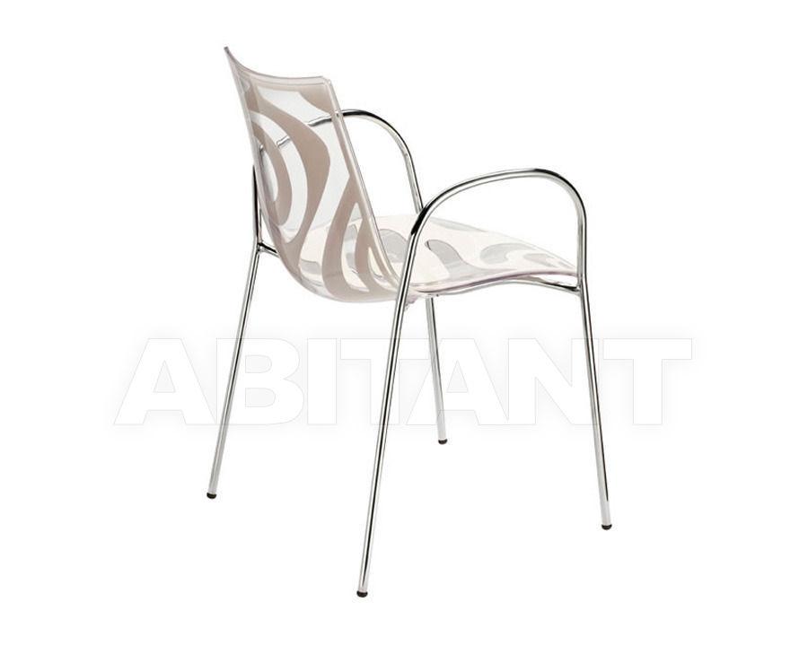 Купить Стул с подлокотниками WAVE with armrests Scab Design / Scab Giardino S.p.a. Collezione 2011 2267 202