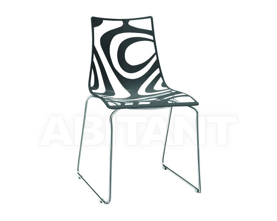 Купить Стул WAVE sledge frame Scab Design / Scab Giardino S.p.a. Collezione 2011 2265 209