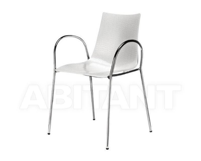 Купить Стул с подлокотниками Scab Design / Scab Giardino S.p.a. Marzo 2620 310