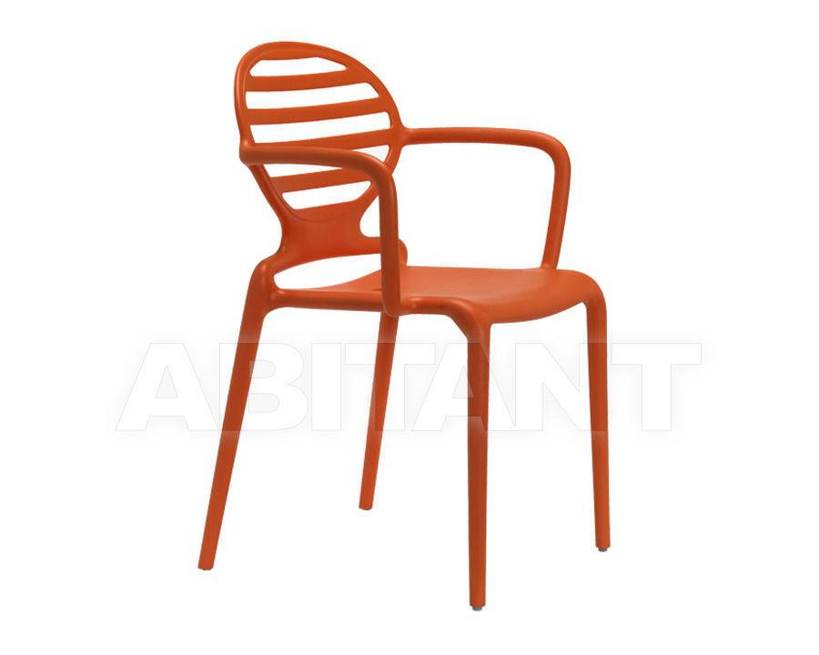 Купить Стул с подлокотниками Scab Design / Scab Giardino S.p.a. Marzo 2280 30