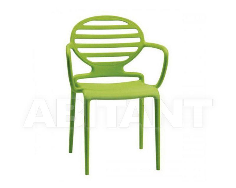 Купить Стул с подлокотниками Scab Design / Scab Giardino S.p.a. Marzo 2280 51