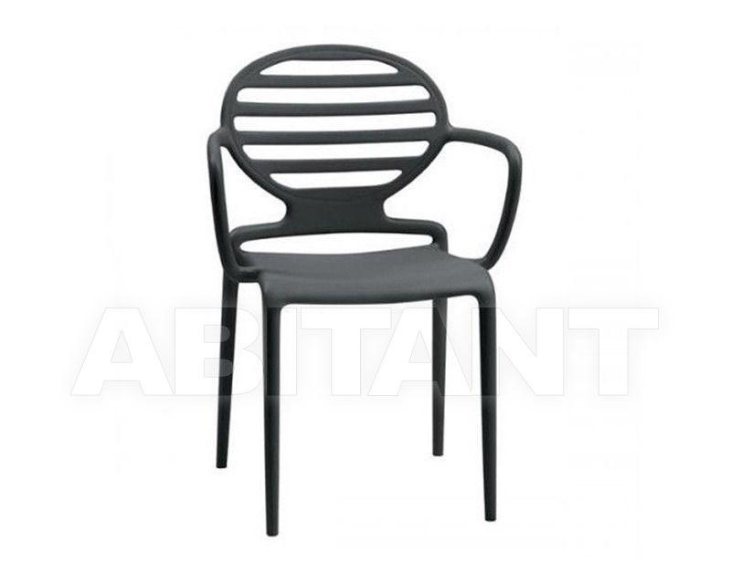 Купить Стул с подлокотниками Scab Design / Scab Giardino S.p.a. Marzo 2280 81