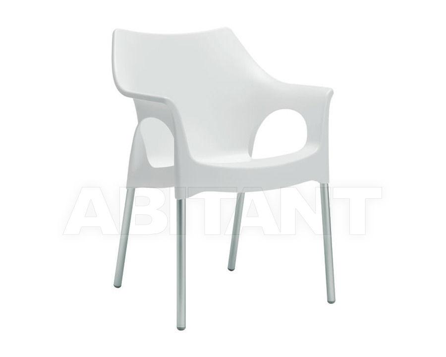 Купить Стул с подлокотниками Scab Design / Scab Giardino S.p.a. Novita Comfort 2116