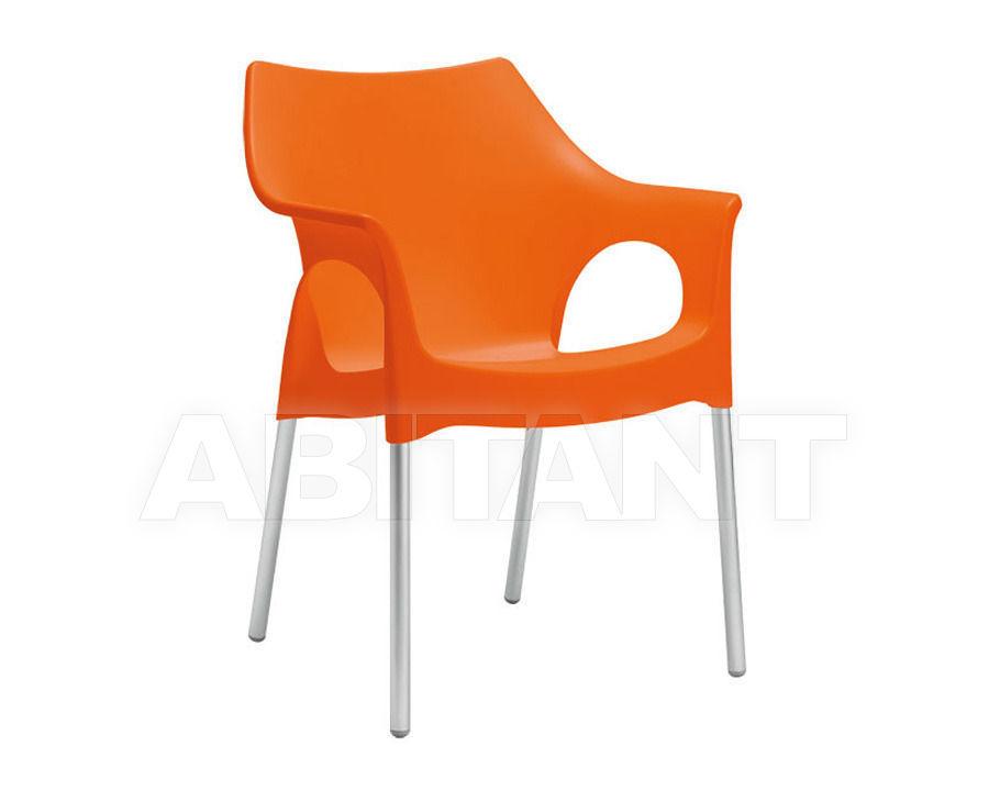 Купить Стул с подлокотниками Scab Design / Scab Giardino S.p.a. Collezione 2011 2117