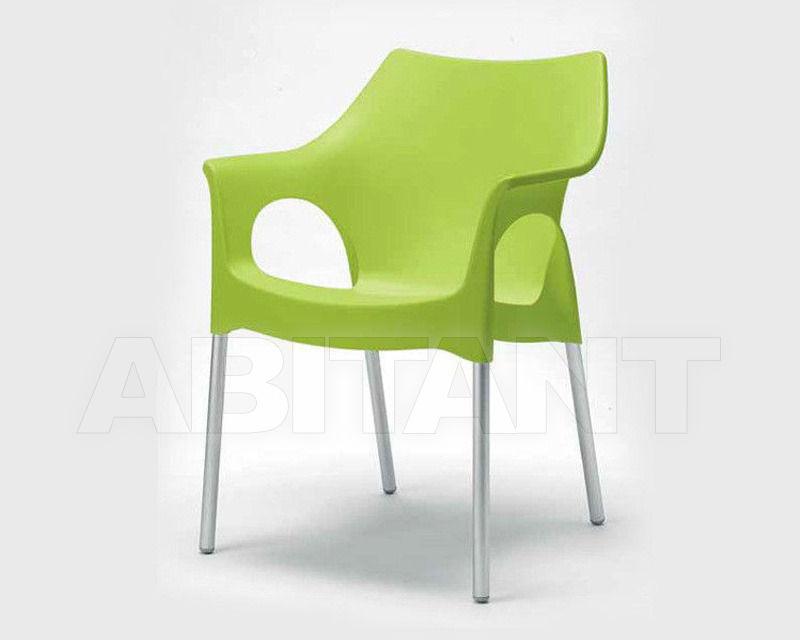 Купить Стул с подлокотниками Scab Design / Scab Giardino S.p.a. Novita Comfort 2118