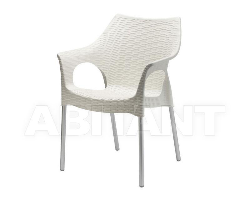 Купить Стул с подлокотниками Scab Design / Scab Giardino S.p.a. Collezione 2011 2277 AA 11