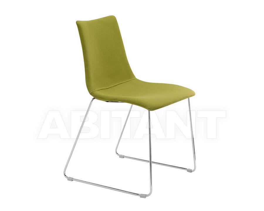 Купить Стул ZEBRA POP sledge frame Scab Design / Scab Giardino S.p.a. Novita Comfort 2641