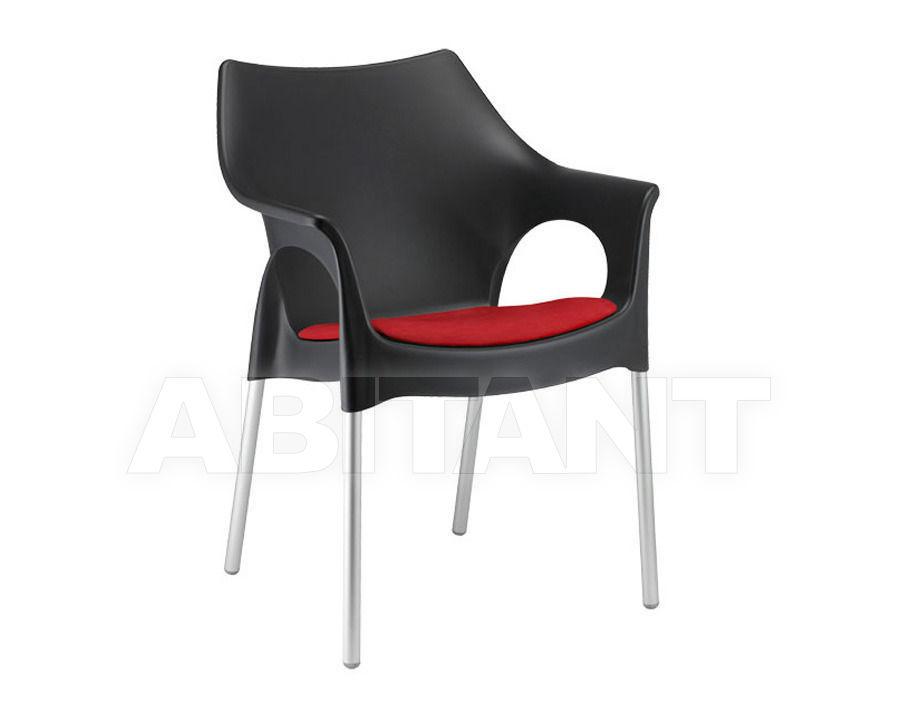 Купить Стул с подлокотниками Scab Design / Scab Giardino S.p.a. Collezione 2011 2124