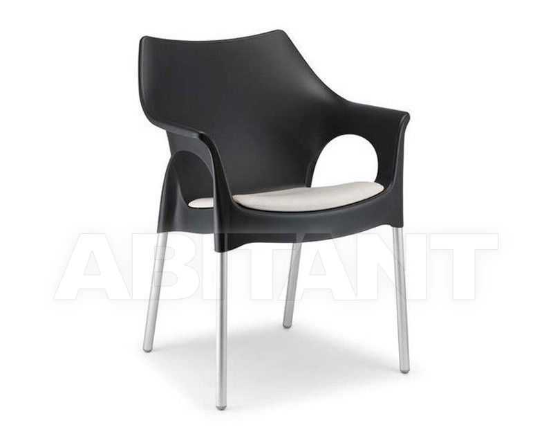 Купить Стул с подлокотниками Scab Design / Scab Giardino S.p.a. Novita Comfort 2124 81 71
