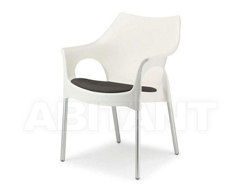 Купить Стул с подлокотниками Scab Design / Scab Giardino S.p.a. Novita Comfort 2124 11 71
