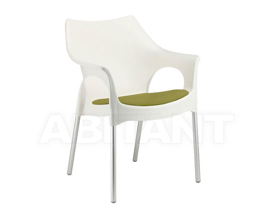 Купить Стул с подлокотниками Scab Design / Scab Giardino S.p.a. Novita Comfort 2124 11 53