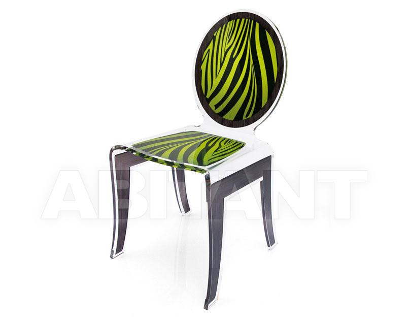 Купить Стул Acrila Wild Wild medallion chair 1