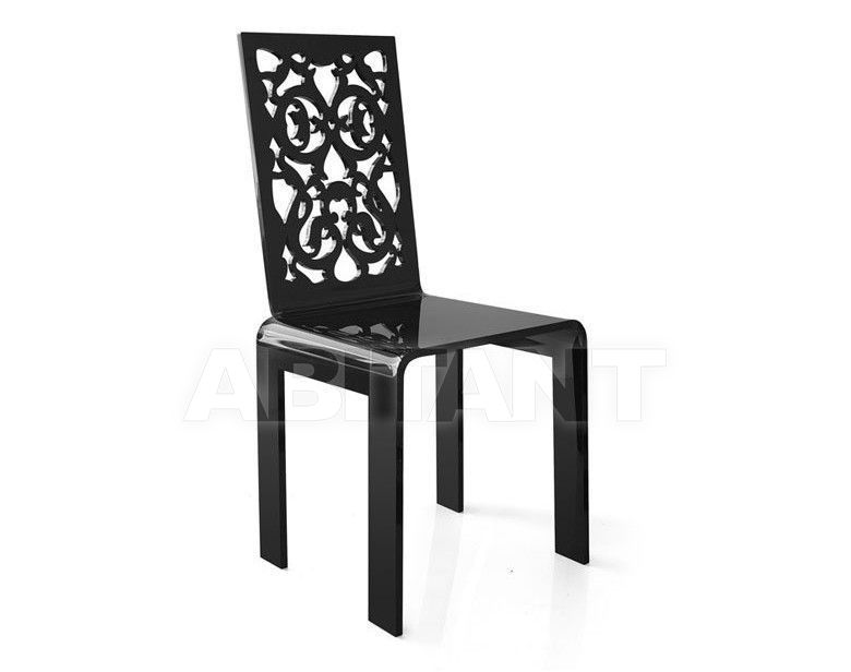 Купить Стул Acrila Grand Soir «grand soir» Lace or rungs chairs black