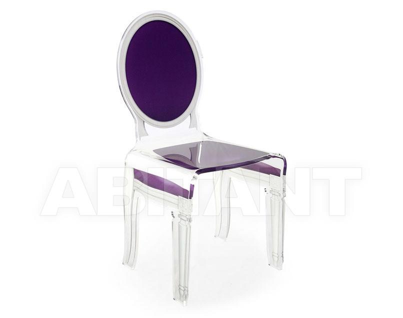 Купить Стул Acrila Sixteen Chaise Sixteen purple