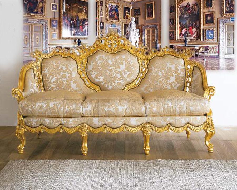 Купить Диван Ballabio Italia Consoles, Mirrors & Accessories GIOTTO Sofa 3 Seat