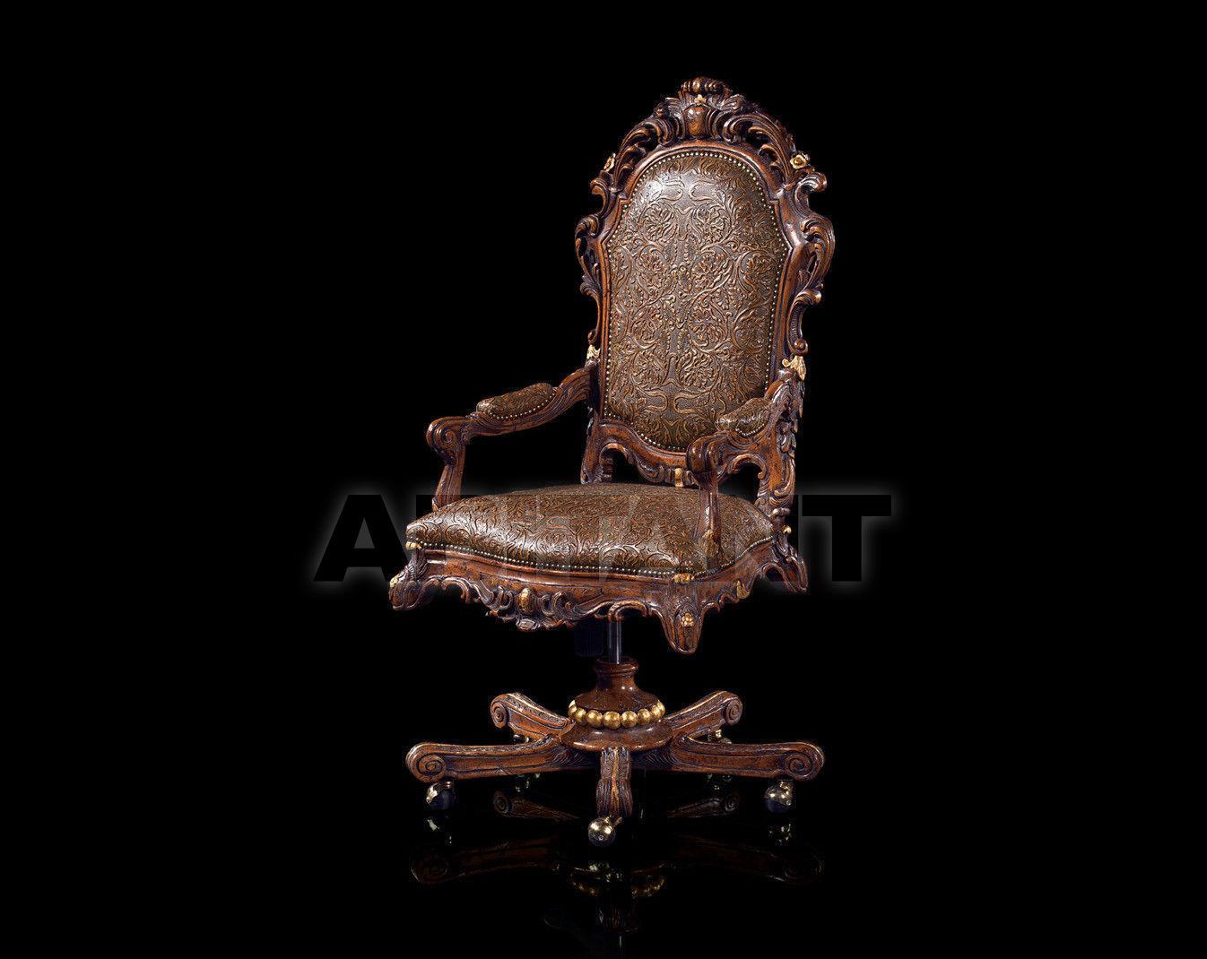 Купить Кресло для кабинета Francesco Molon Memorieitaliane P113.01