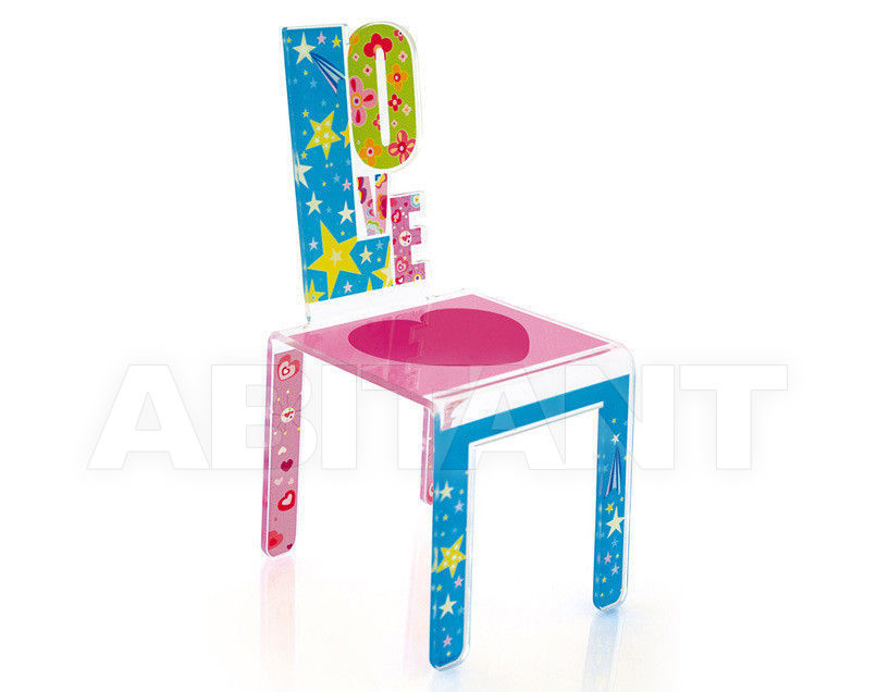 Купить Стул Acrila Diloé Teenager Diloé chair Love