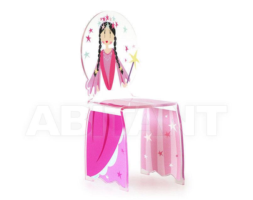 Купить Стул Acrila Diloé Kid Diloé chair Fairy