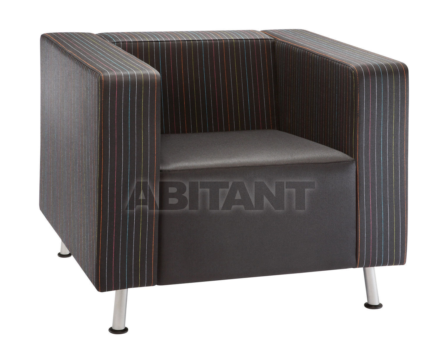 Купить Кресло Blok Connection Seating Ltd Soft Seating SBX1