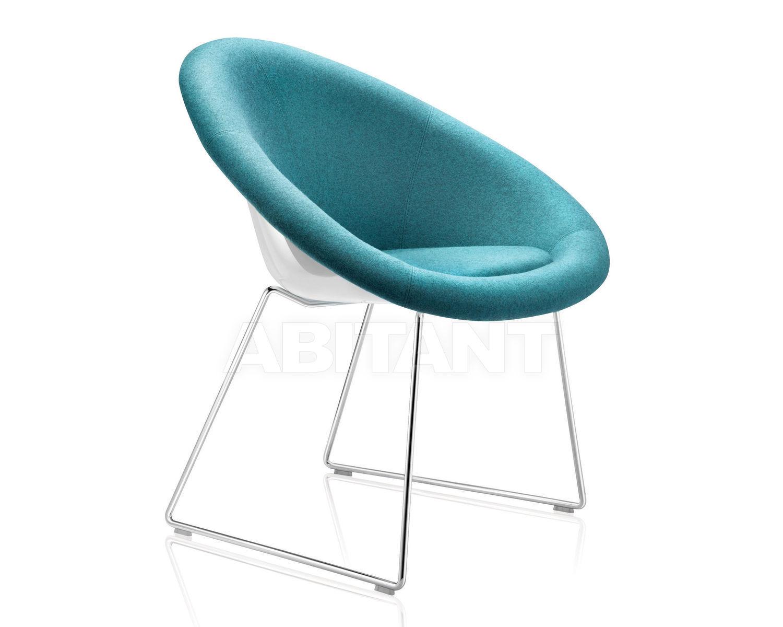Купить Стул с подлокотниками Gloss Connection Seating Ltd Soft Seating MGL1B