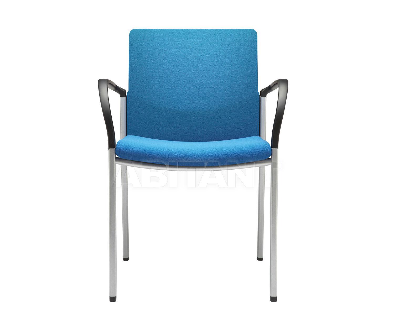 Купить Стул с подлокотниками Is Connection Seating Ltd Task & Meeting MIS5A