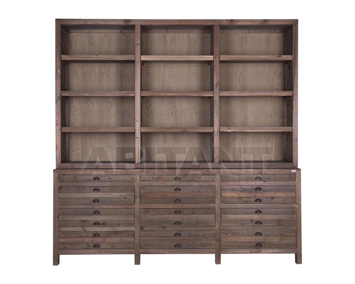Купить Шкаф книжный Flamant Furniture 0100100672