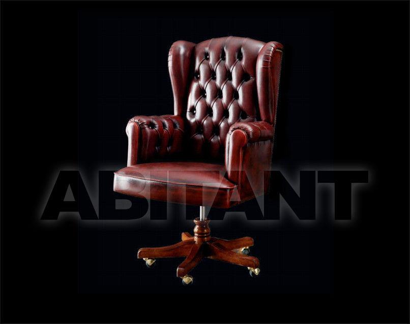 Купить Кресло для кабинета Agostini Mobili Bolero Bol 014
