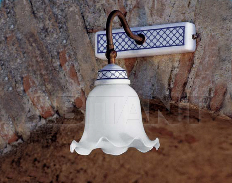 Купить Бра Aldo Bernardi srl I Classici In Ceramica 9351