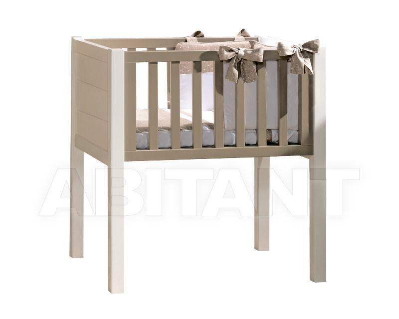 Купить Кроватка Trebol Infantil 01.03.303