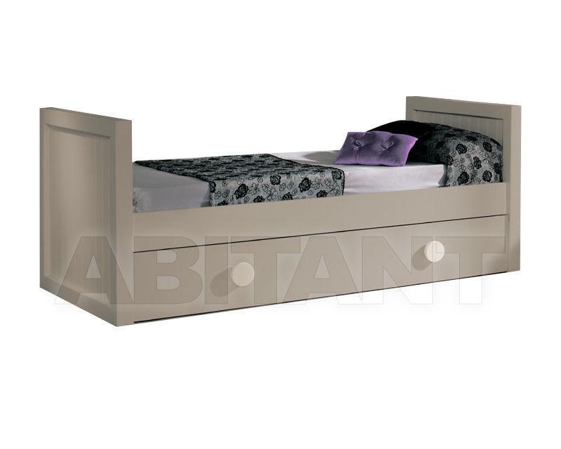 Купить Кровать детская Trebol Juvenil Silver 01.02.230