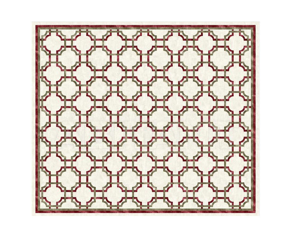 ковер с геометрическим рисунком текстура