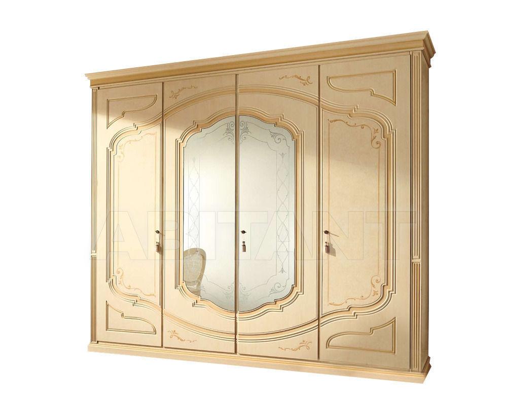 Купить Шкаф гардеробный Smeraldo Ferretti e Ferretti S.R.L. Anta Battente Smeraldo con specchio