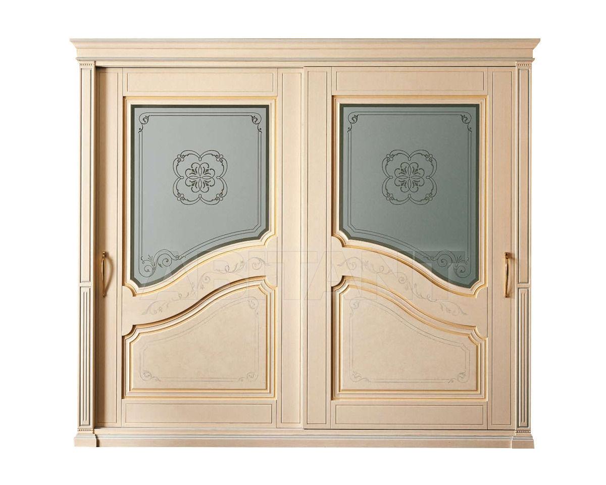 Купить Шкаф гардеробный Giove Ferretti e Ferretti S.R.L. Scorrevole Giove con specchi