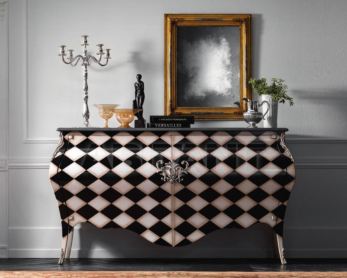 Комод черно-белый F.M. Bottega d\'Arte 650 , каталог корпусной мебели ...