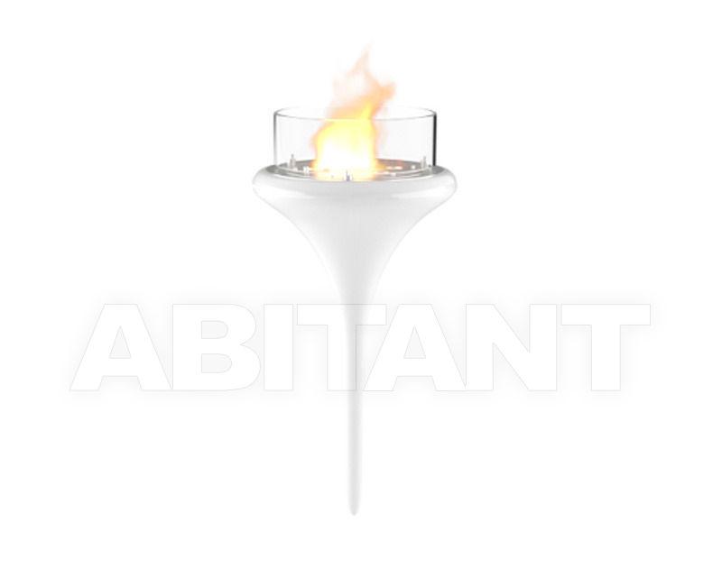 Купить Биокамин Flut Glamm Fire Portable GF0013-1 - OP white