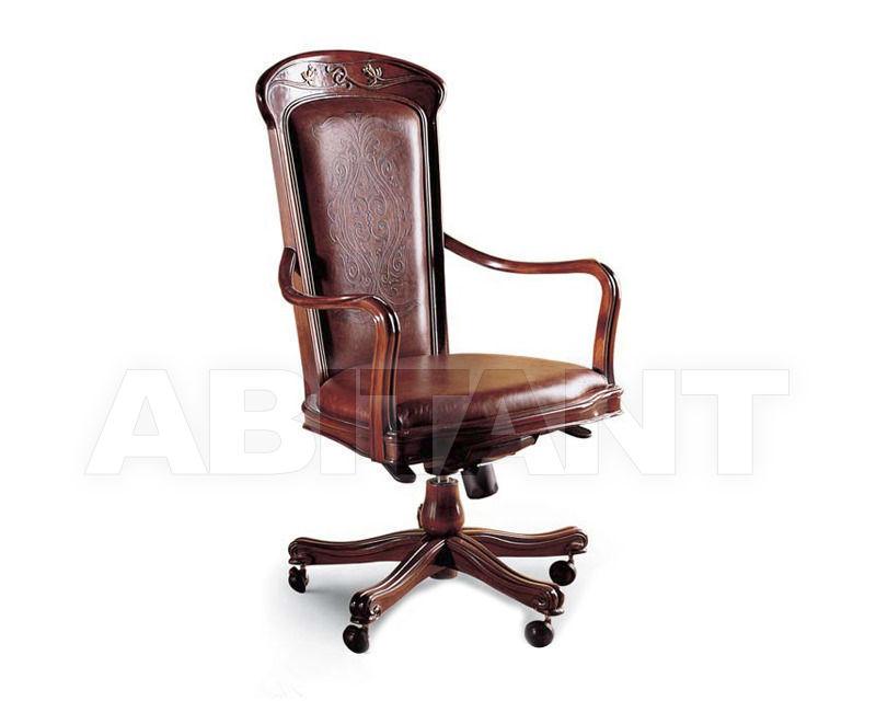 Купить Кресло для кабинета Medea Liberty 512 Stoffa