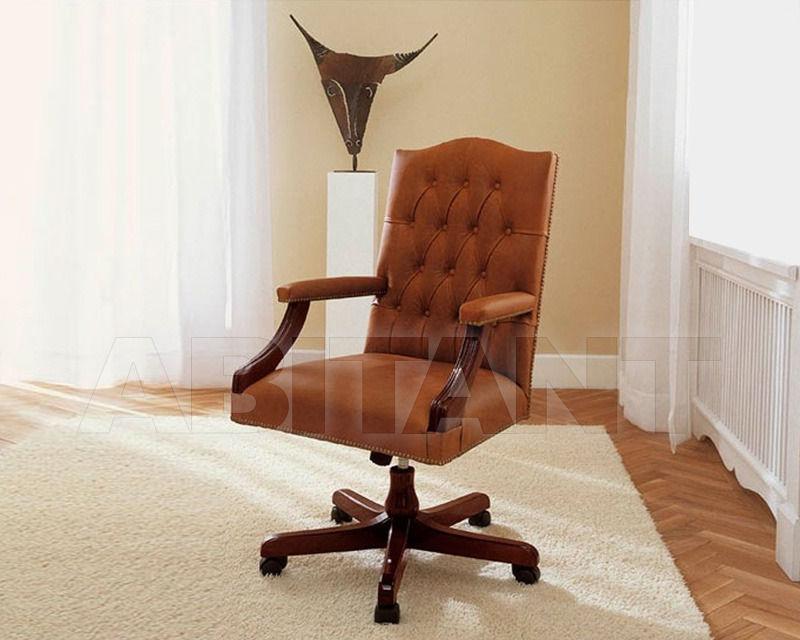 Купить Кресло для кабинета Gianluca Donati Golden Leaf 8222A