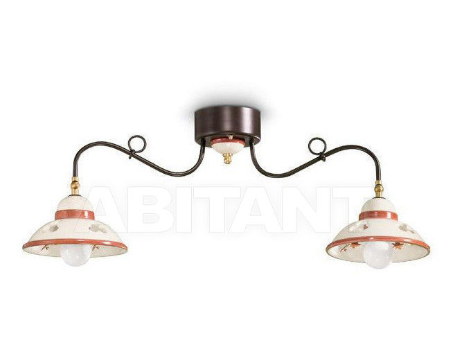 Купить Люстра BBB Illuminazione Country 2082/PL2