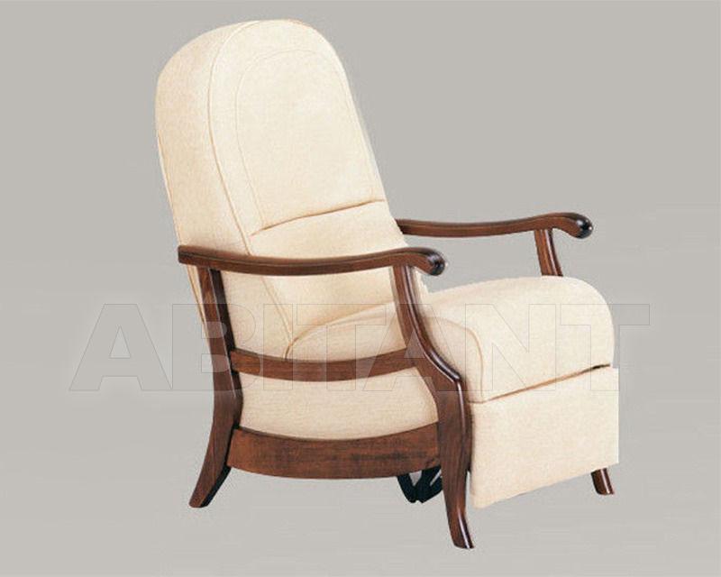 Купить Кресло Trading Sofas s.r.l. by G.M. Italia Poltrone Panama Relax 954