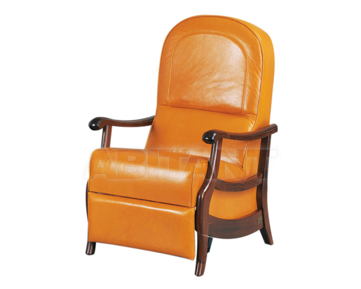 Купить Кресло Trading Sofas s.r.l. by G.M. Italia Poltrone Panama Relax 953 1