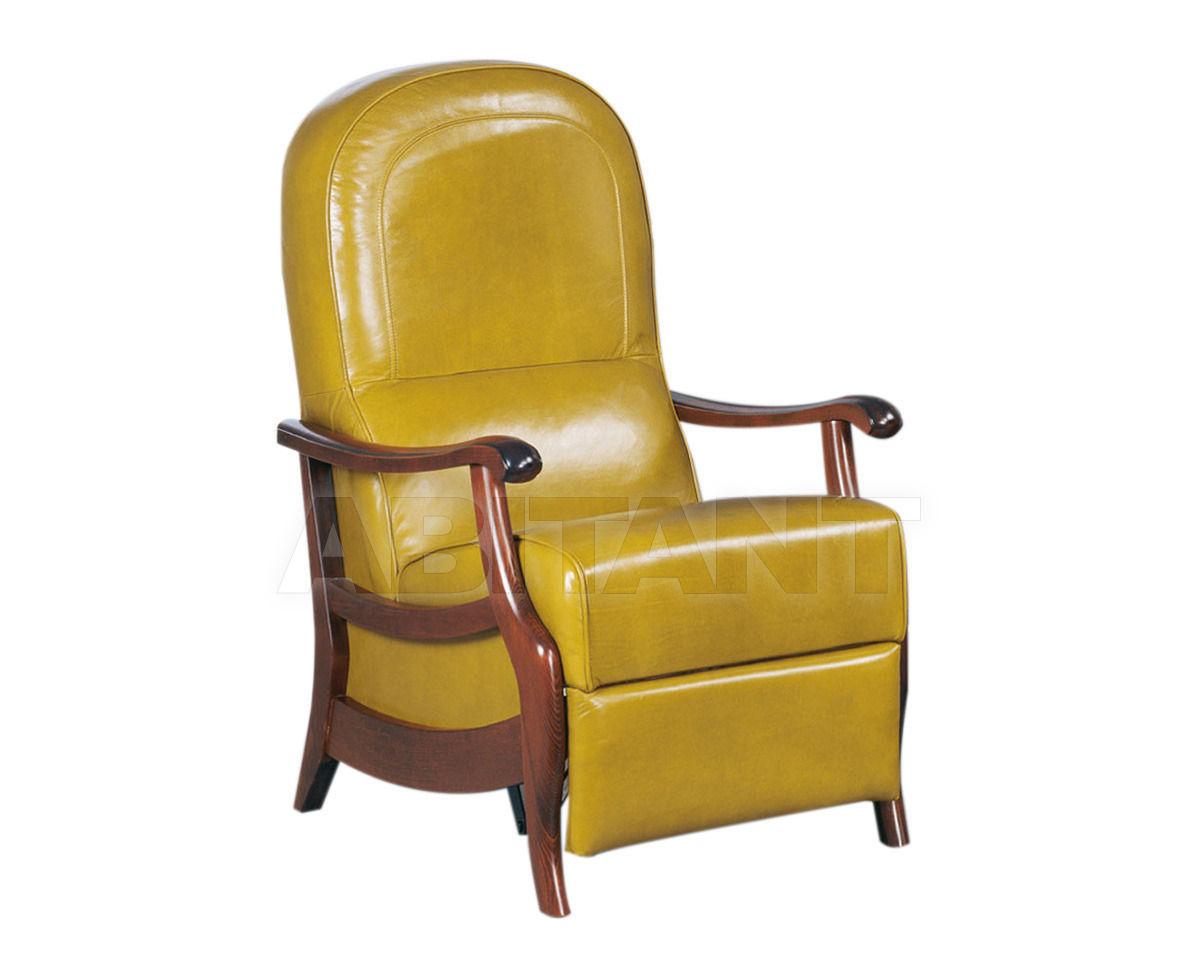 Купить Кресло Trading Sofas s.r.l. by G.M. Italia Poltrone Panama Relax 953