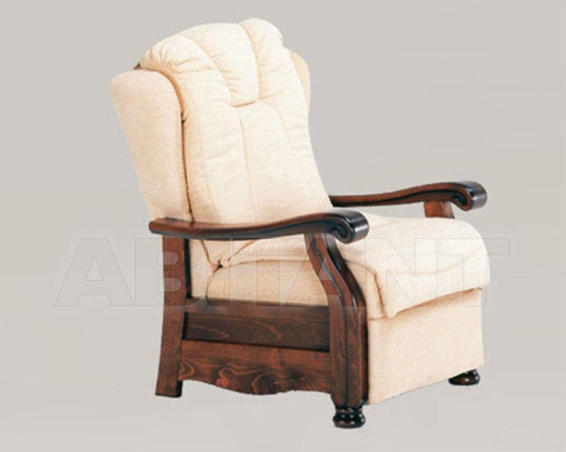 Купить Кресло Trading Sofas s.r.l. by G.M. Italia Poltrone Megaride Relax 808 1