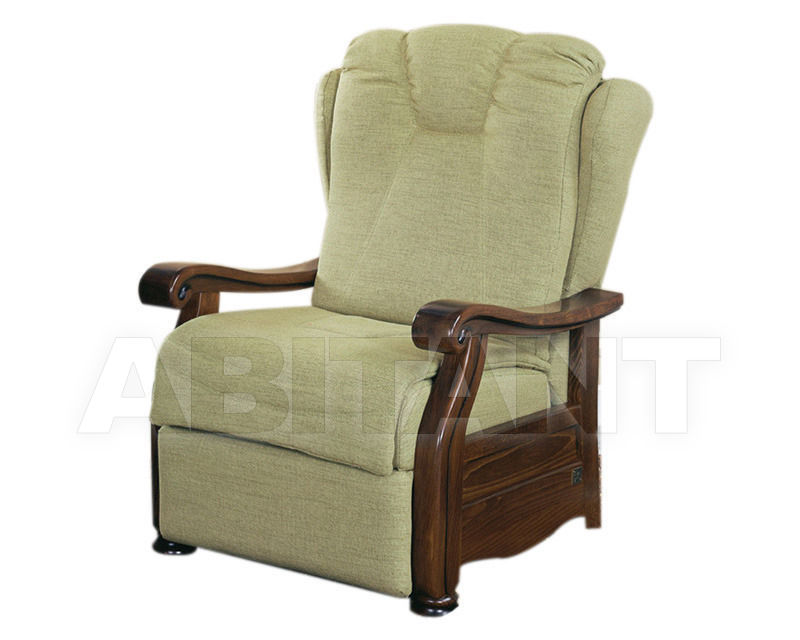 Купить Кресло Trading Sofas s.r.l. by G.M. Italia Poltrone Megaride 808