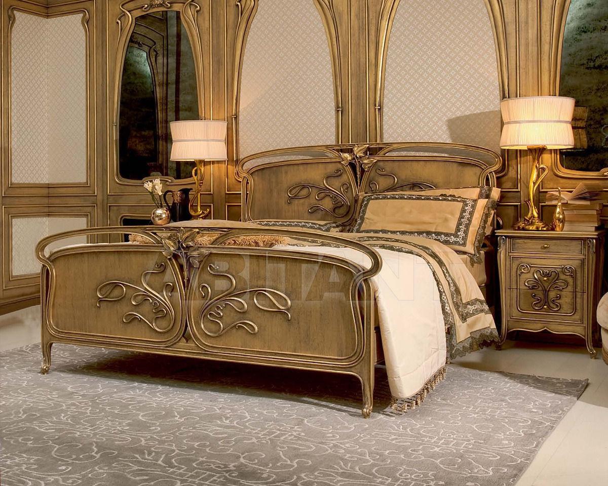 Купить Кровать Medea Milano 2012 Estero 2046 Lucidato Letto