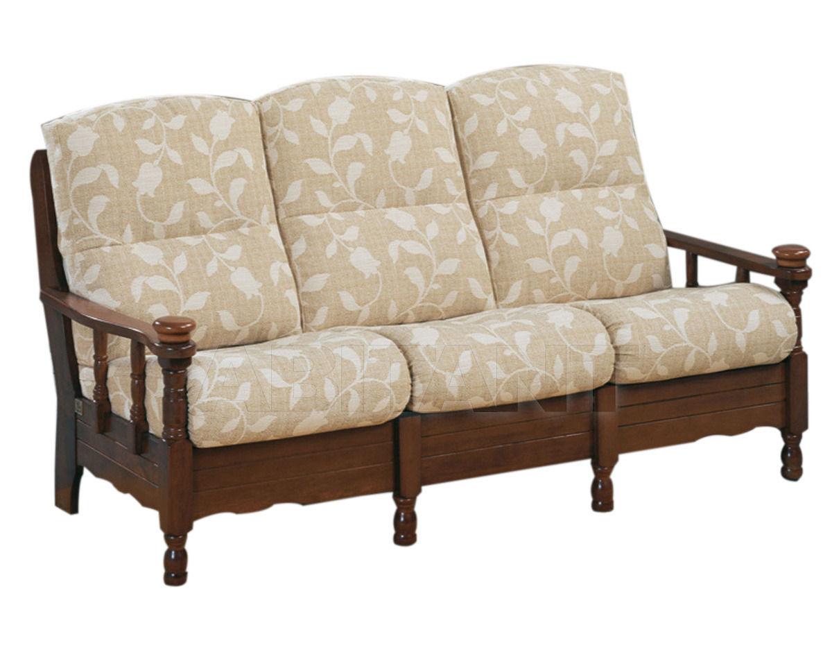 Купить Диван Trading Sofas s.r.l. by G.M. Italia Divani Rustici Scozia 926 1