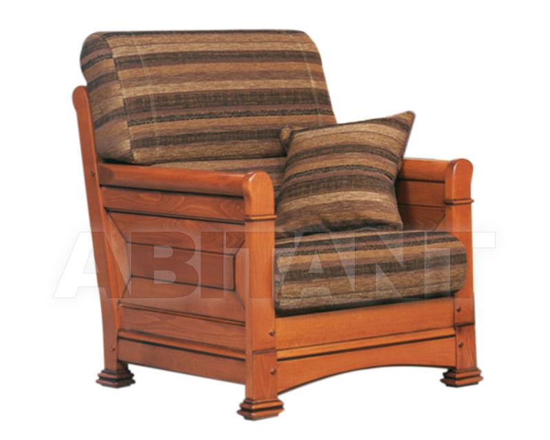 Купить Кресло Trading Sofas s.r.l. by G.M. Italia Divani Rustici San Remo 936