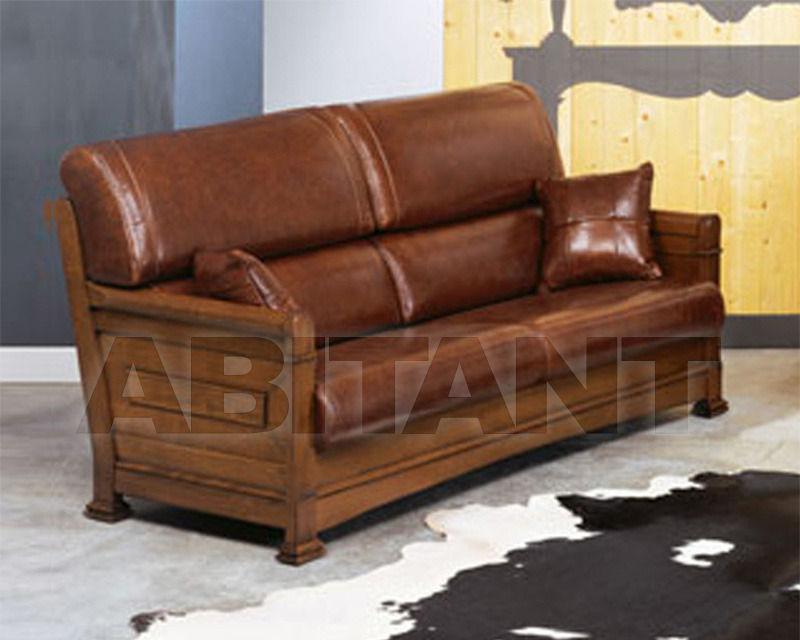 Купить Диван Trading Sofas s.r.l. by G.M. Italia Divani Rustici San Remo 934 2
