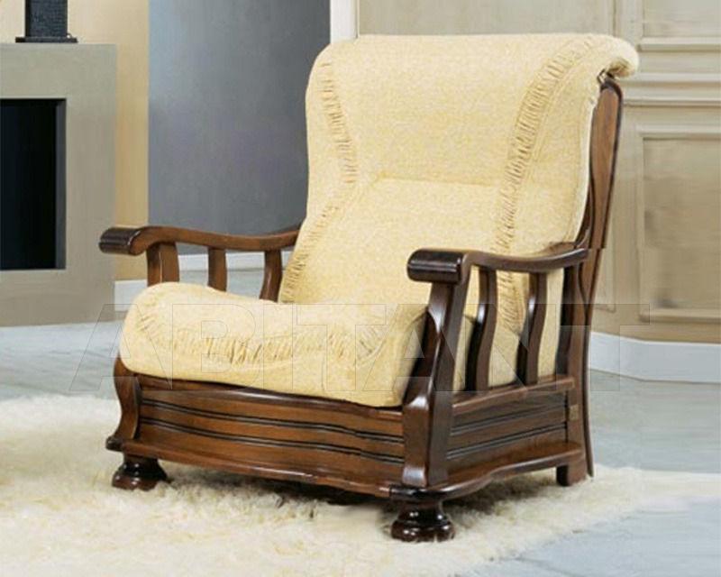 Купить Кресло Trading Sofas s.r.l. by G.M. Italia Divani Rustici Pavarotti 793