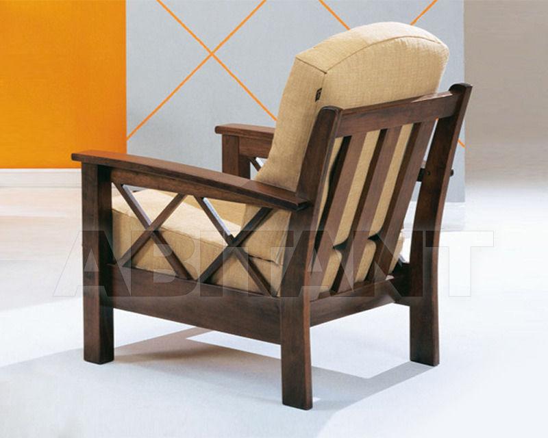 Купить Кресло Trading Sofas s.r.l. by G.M. Italia Divani Rustici Helsinky  184